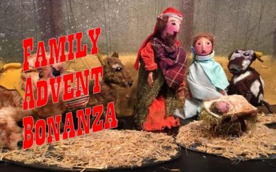 Family Advent Bonanza Resources for 2019