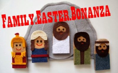 Family Easter Resources for 2020