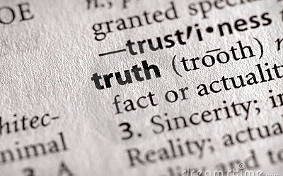 """Should you """"live your truth""""?"""