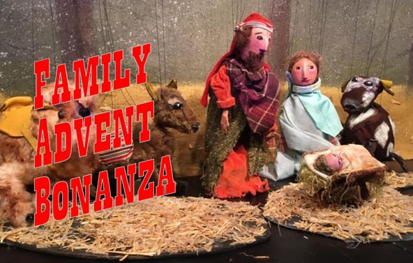 Family Advent Bonanza Resources for 2019